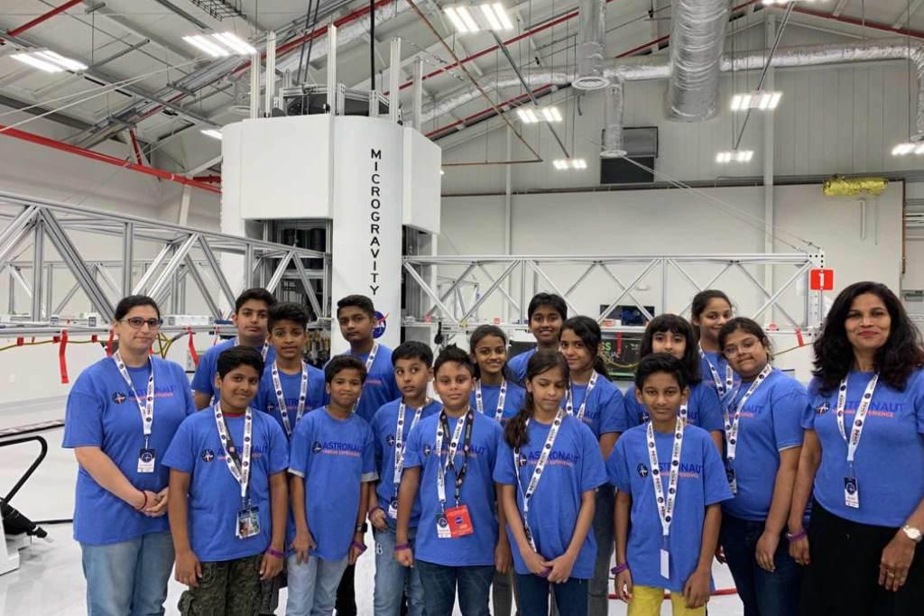 NASA 2019