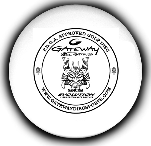 Samurai Is Now A PDGA Approved Disc