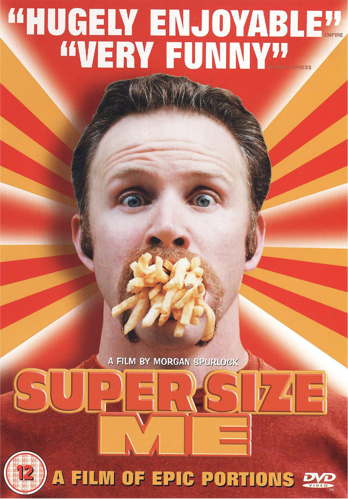 Documentary Super Size Me Movie Morgan Spurlock 04