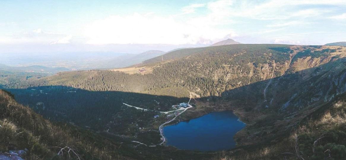 panorama gór karkonosze