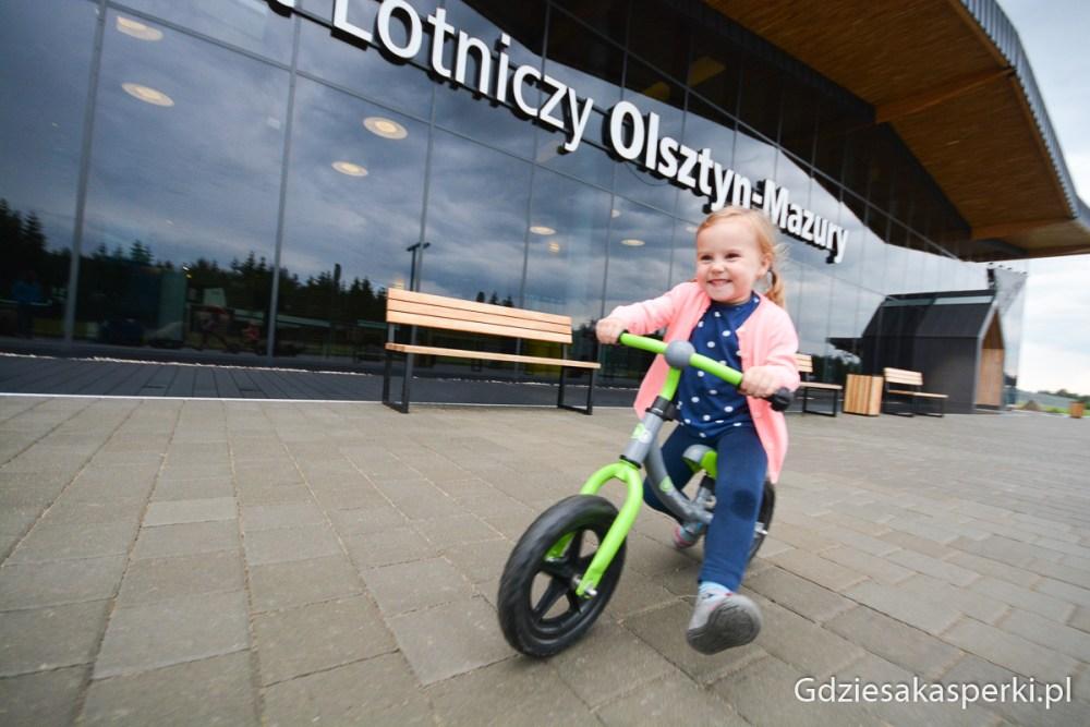 Sprawdzamy nowy port lotniczy - Olsztyn-Mazury