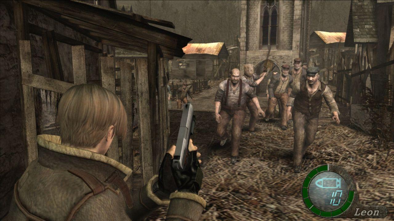 『バイオハザード4』とかいうアクションゲームの最高傑作