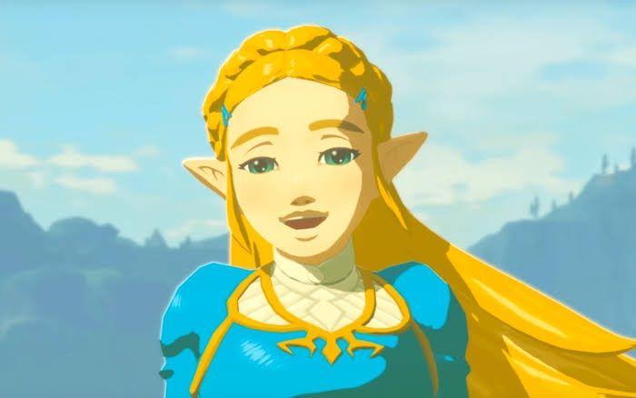 ゼルダ姫「ずっと貴方を見守っていました」←これ