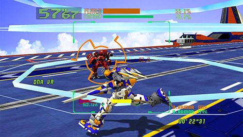PS4「電脳戦機バーチャロン マスターピース 1995~2001」の配信日が11月27日に決定!
