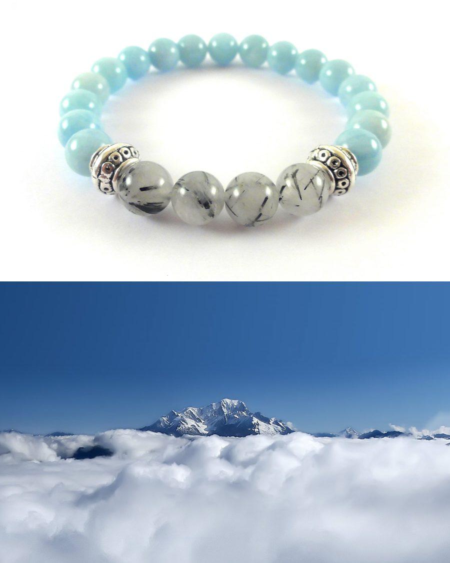 Nuvola Montagne