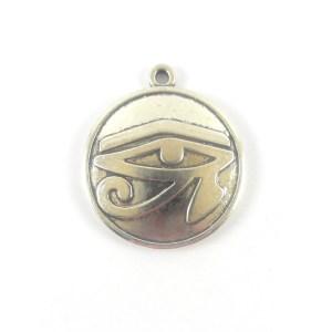 Ciondolo Occhio di Horus tondo
