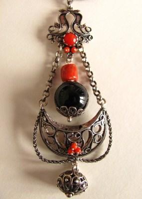 Amuleto sardo Su Coccu