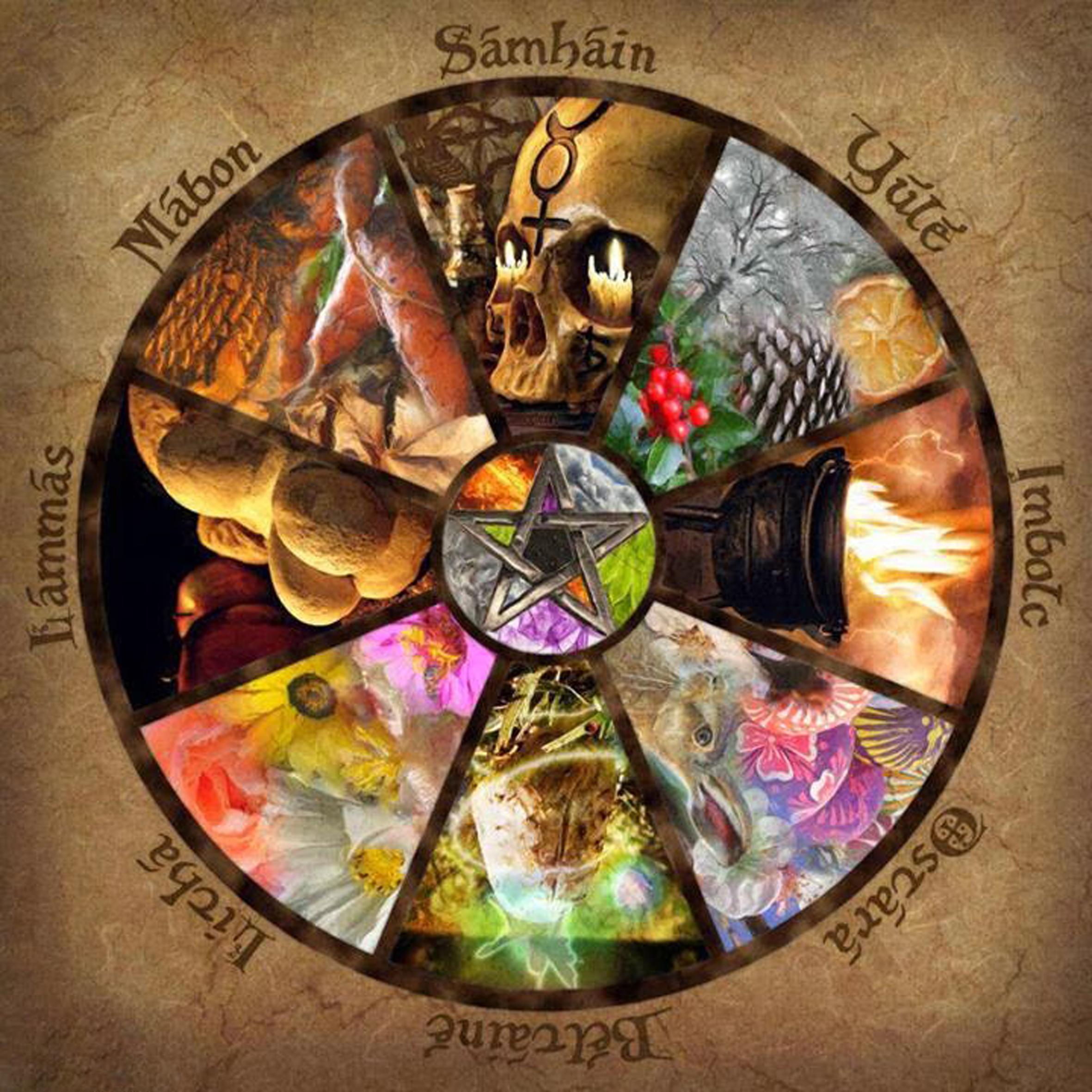 Calendario Esoterico.Calendario Celtico Tutte Le Festivita Celtiche E Pagane
