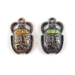 Ciondolo Scarabeo amuleti egizi