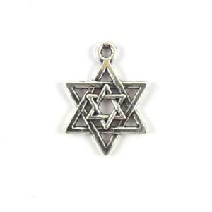 Amuleto Stella di David