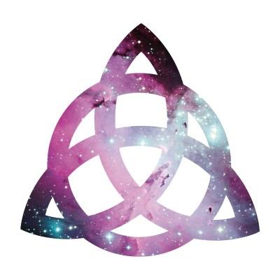 Amuleto Triade celtica