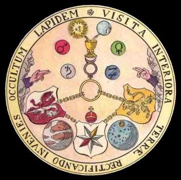 Stemma alchemico Vitriol