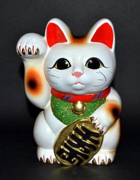 Maneki Neko ceramica
