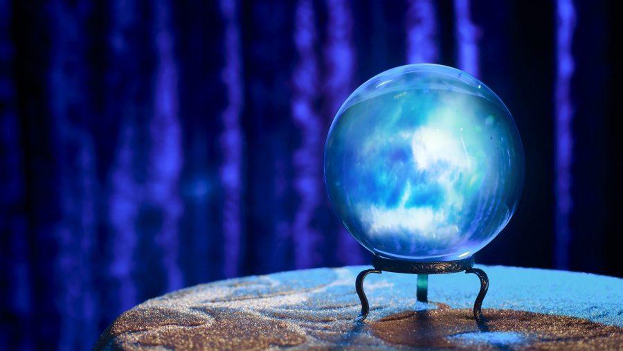 Sfera di Cristallo magica