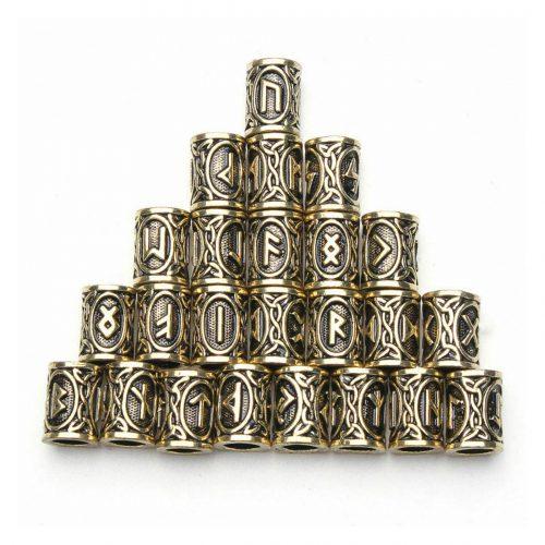 Charm Rune Oro