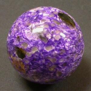 Charoite sfera