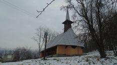 Geaca-Lacu-Biserica de lemn