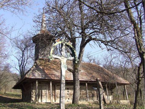 Biserica de lemn Chesau