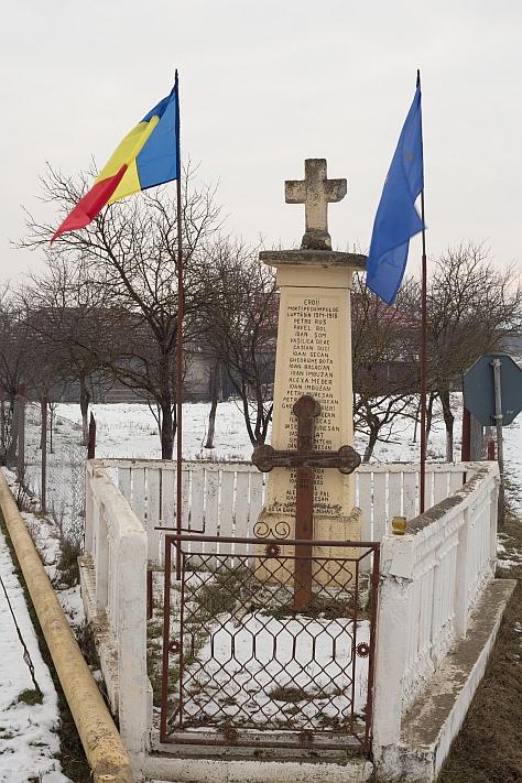 Geaca-Sucutard-Monumentul eroilor