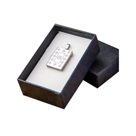 Медальон «Источник силы» прямоугольный