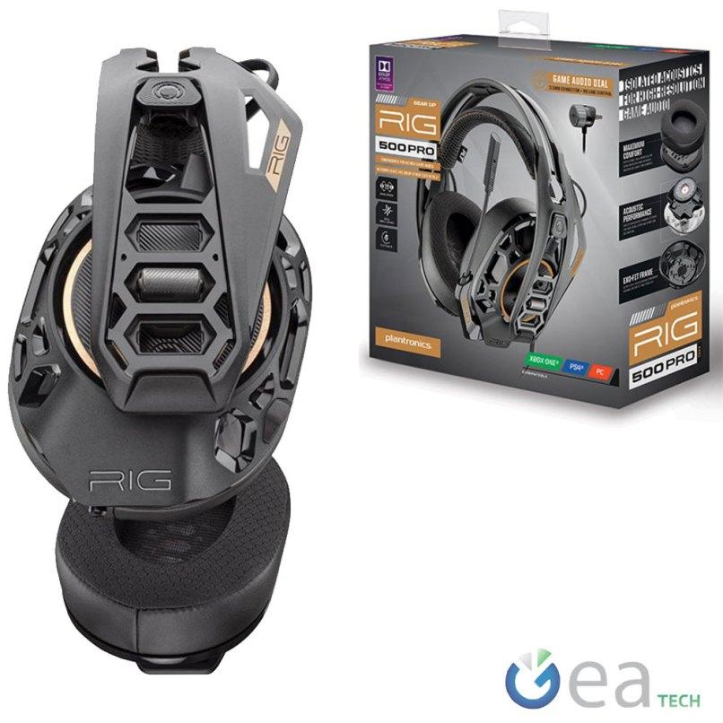Plantronics Rig 500prohc Headset Gaming