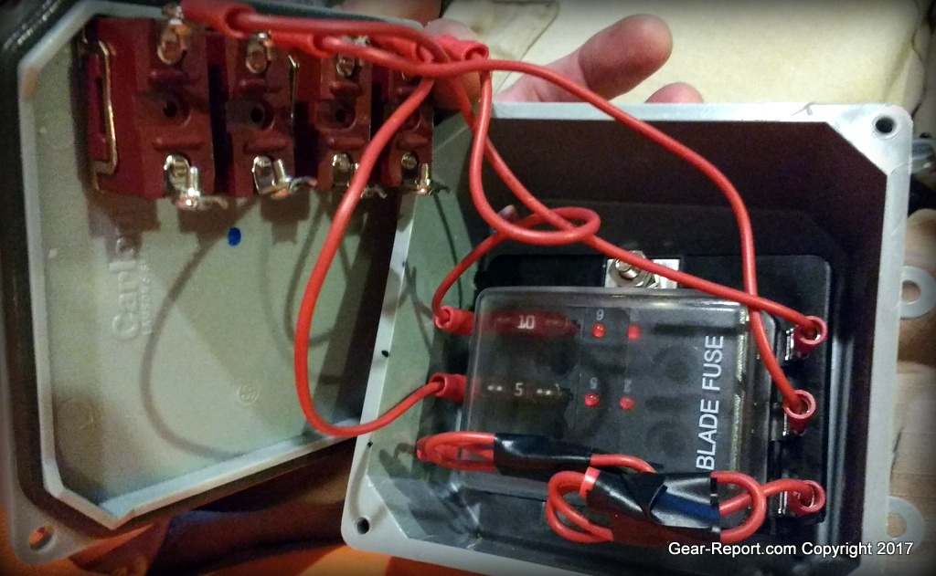 hmmwv upgrades easy diy modifications for humvees and military rh gear report com  military humvee fuse box