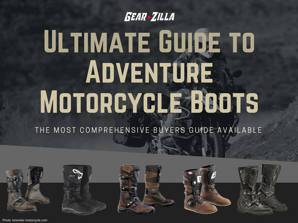 Ultimate Guide to Adventure Motorcycle Boots