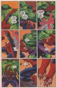 Spider-Man Denial