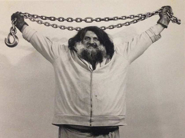 Wrestling - The Great Antonio