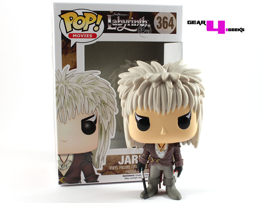 Labyrinth Jareth Funko Pop Vinyl Figure Review