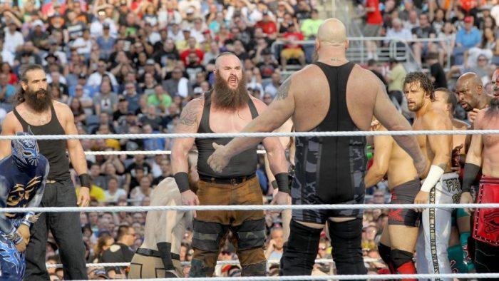 Andre the Giant Memorial Battle Royal Wrestlemania 33 XXXIII