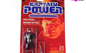 Captain Power Lord Dread