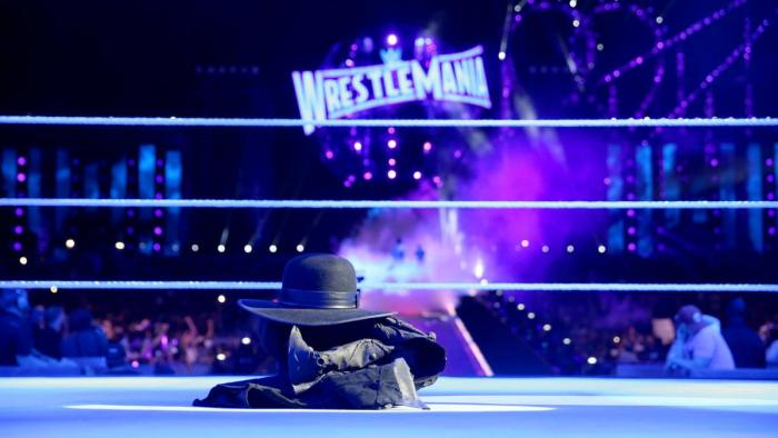 Undertaker Retires at Wrestlemania 33 XXXIII