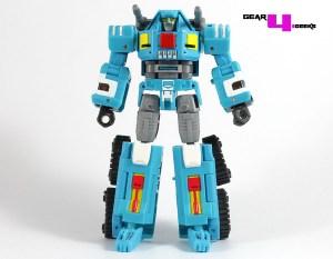 Action Toys Machine Robo Battle Robo