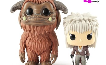 Labyrinth Ludo Pop Vinyl Figure