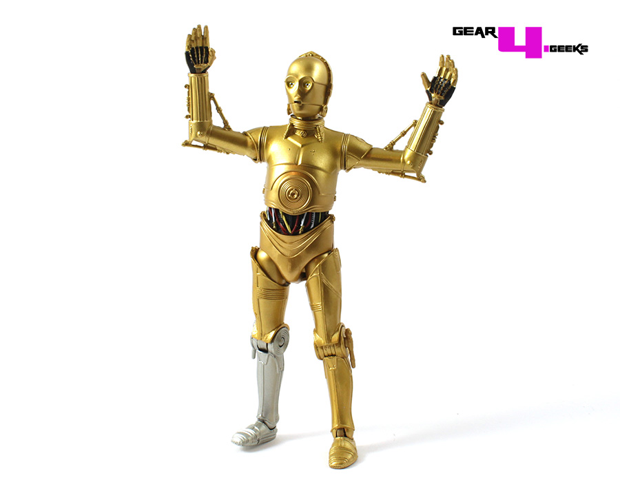 Star Wars Black Series C-3PO Walgreen's Exclusive