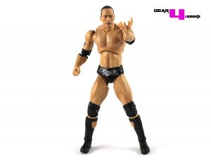 SH Figuarts The Rock