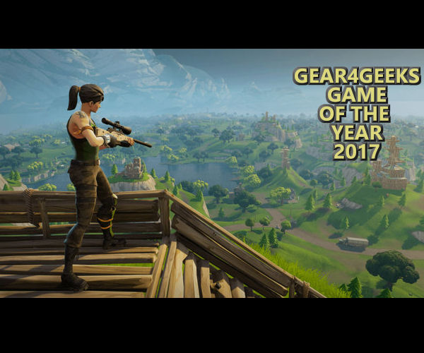 Fortnight Game of the Year 2017