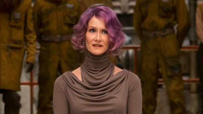 Everything wrong with Star Wars The Last Jedi Vice Admiral Holdo
