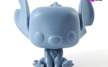 Stitch Funko Pop Prototype