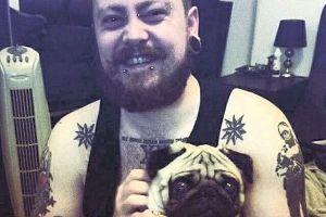 Markus Meechan Nazi Pug