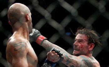 CM Punk UFC 225