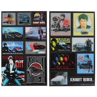 Knight Rider Fridge Magnets