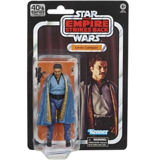 "Star Wars 40th Anniversary Lando Calrissian 6"" Action Figure"