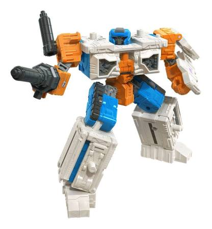 Transformers War For Cybertron Earthrise Airwave Deluxe Action Figure Image