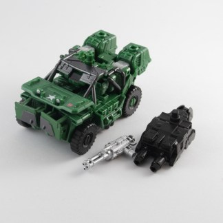 Transformers Combiner Wars Hound Complete PREOWNED