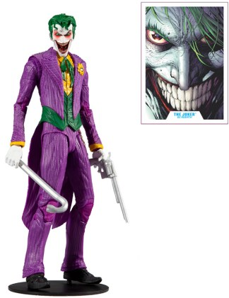 DC Multiverse Modern Comic Joker Action Figure