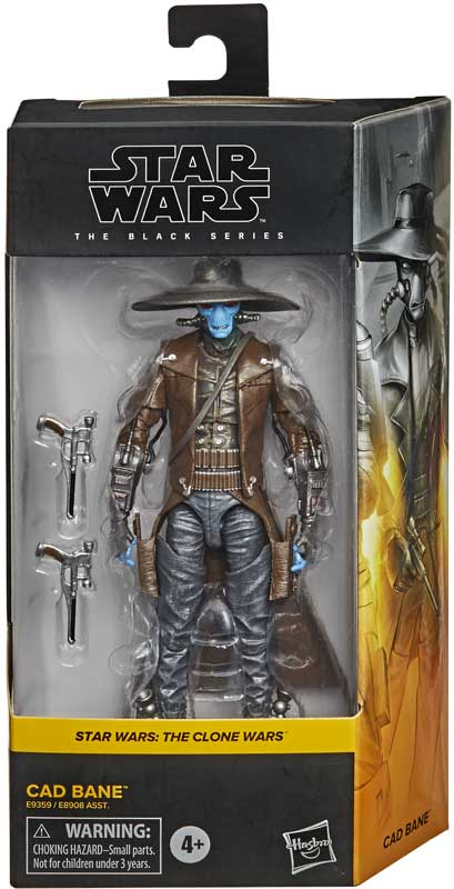 """Star Wars The Black Series Cad Bane 6"""" Action Figure"""