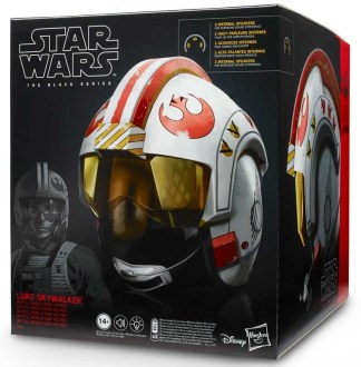 Star Wars Black Series Luke Battle Helmet