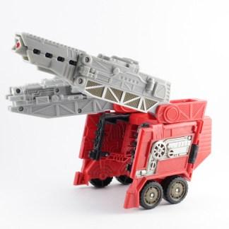 Transformers Cybertron Optimus Prime Trailer PREOWNED
